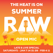 Raw Late & Live
