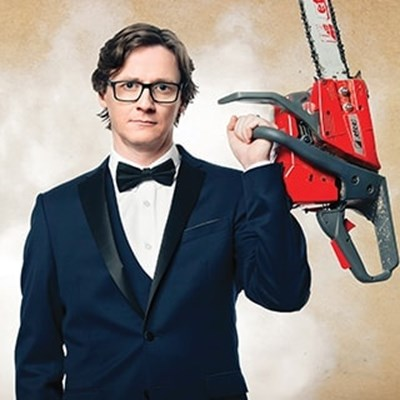 Ed Byrne : Live in Christchurch