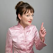 Mandy KNIGHT (England) - comedian